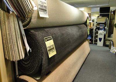 Carpet Fitting Pyramid Carpets