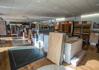 Hardwood Pyramid Carpets